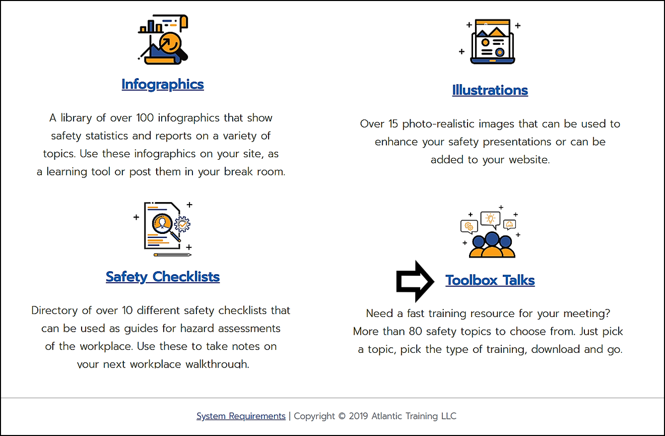How To Get To Toolbox Talks